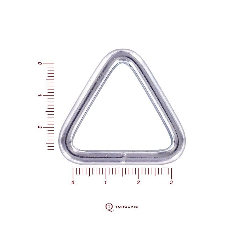 Triangle soudé 30x27 Fil...