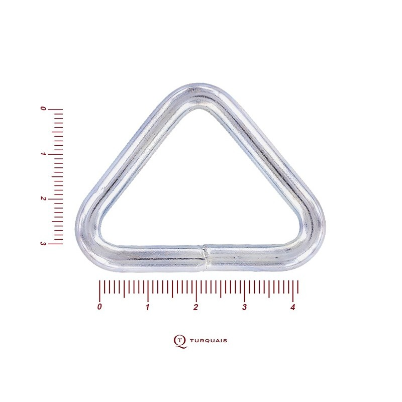Triangle soudé 41x30 Fil...