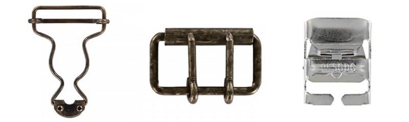 Boucles pour combinaisons et ceintures